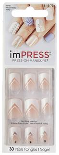 Накладные ногти Kiss Impress Manicure