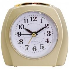 Часы-будильник VT Часы будильник настольные фигурные золотистые 4501050 4501050