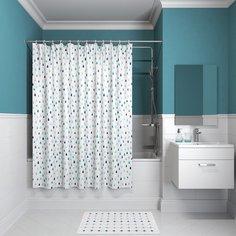 Штора для ванной комнаты IDDIS Promo P14P118i11