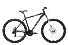 """Велосипед Stark Hunter 29.2 D 2019 22"""" серый/синий/черный"""