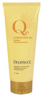 Пилинг для лица Deoproce Coenzyme Q10 Firming Peeling Vegetal 170 мл