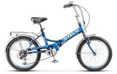 """Велосипед Stels Pilot 450 20 Z011 2017 13.5"""" красный"""