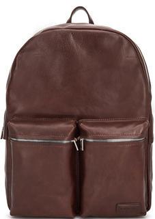 Рюкзак мужской Sergio Belotti 9972 vegetale brown 12,1 л
