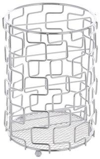Подставка для столовых приборов Mayer&Boch 24295 Серебристый