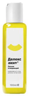 Лосьон Делекс-акне очищающий 100 мл No Brand