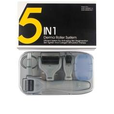 Мезороллер DRS 5 in 1 DermaRoller System Набор