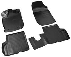 Комплект ковриков в салон автомобиля для Renault NORPLAST (NPА11-С69-240)