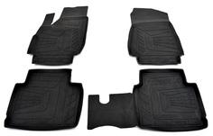 Комплект ковриков в салон автомобиля для Lada AVD tuning (adrplr299)