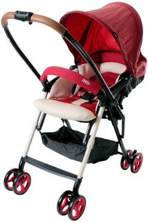 Прогулочная коляска Combi Mechacal Handy DC красный