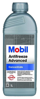 антифриз Mobil синий концентрат 1л