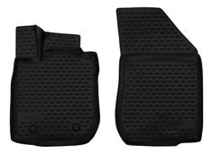 Комплект ковриков в салон автомобиля Autofamily для LADA (NLC.3D.52.30.210k)