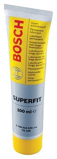 Синтетическая смазка Bosch Superfit 0.1кг 100мл 5000000150
