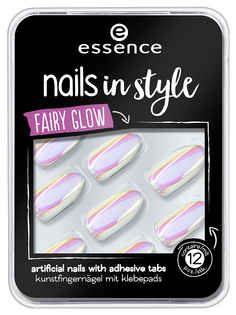 Накладные ногти Essence Nails In Style 05 Touched By A Fairy