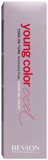 Краска для волос Revlon Professional Young Color Excel 5-34 Каштановый 70 мл