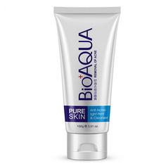 Пенка для умывания от акне BioAqua Pure Skin, 100 гр.