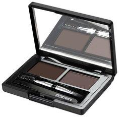 Тени для бровей Pupa Eyebrow Set №003 Dark Brown 4,1 г