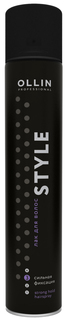 Лак для волос Ollin Professional Style Strong Hold Hairspray 500 мл