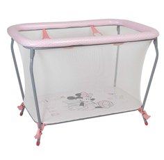 POLINI Манеж Polini kids Disney baby Classic Минни Маус, розовый