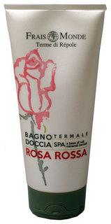 Пена для ванн Frais Monde С тонким ароматом красной розы 200 мл