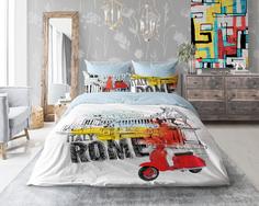 Комплект постельного белья Love Me двуспальный