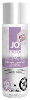 Лубрикант JO Agape Lubricant Original на водной основе 60 мл