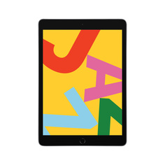 Планшет Apple iPad (2019 New) Wi-Fi 10.2 128GB Space Grey (MW772RU/A)