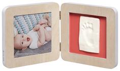 Фоторамка Baby Art двойная модерн с 4 цветными подложками скандинавский дизайн