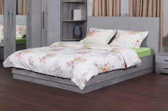 Комплект постельного белья estudi blanco Camilla