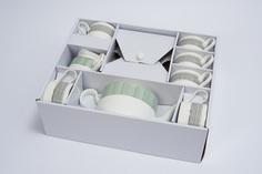 Чайный сервиз Hoff Verden J18-052G 6 пер.