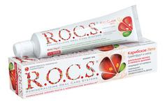 Зубная паста R.O.C.S. грейпфрут и мята 74 г.