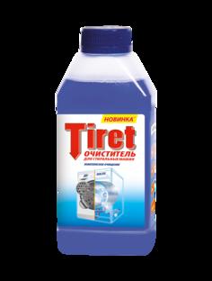 Средство для очистки стиральных машин Tiret Комплексное очищение 250 мл