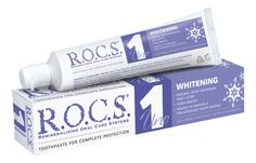 "Зубная паста R.O.C.S ""Uno Whitening"" 74 г R.O.C.S."