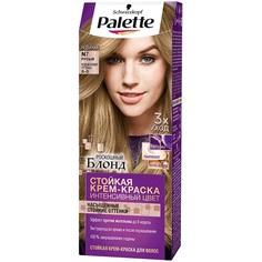 Краска для волос Palette Стойкая крем-краска N7 Русый