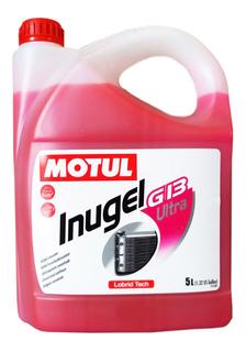 Антифриз MOTUL INUGEL G13 ULTRA красный концентрат 5л