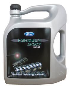 Моторное масло Ford Formula S 5w40 5л 14E9D1