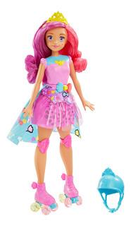 Кукла Barbie Повтори цвета из серии Barbie и виртуальный мир DTW00