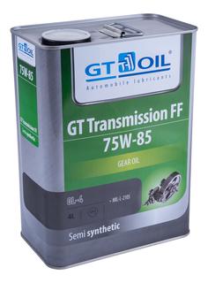 Трансмиссионное масло GT OIL 75w85 4л 8809059407806