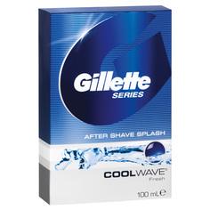Средство после бритья Gillette Series Лосьон cool wave 100 мл