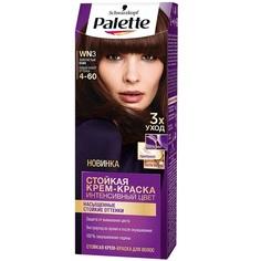 Краска для волос Palette Стойкая крем-краска WN3 Золотистый кофе