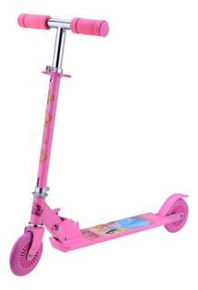 Самокат Disney Принцессы Т58408 розовый