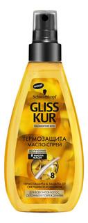 Масло-спрей Oil Nutritive термозащита, 150 мл Gliss KUR