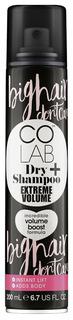 Сухой шампунь COLab Extreme Volume Dry Shampoo + 200 мл