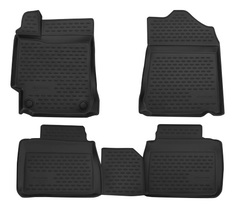 Комплект ковриков в салон автомобиля Autofamily для Toyota (NLC.3D.48.63.210k)