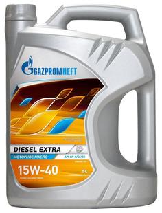 Моторное масло Gazpromneft 15w40 5л 2389901354 Газпромнефть