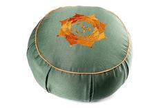 Подушка для медитации RamaYoga Ом 508321