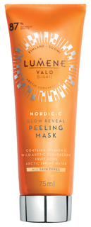 Маска для лица Lumene Valo Glow Reveal Peeling Mask