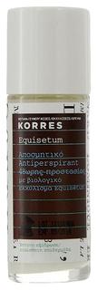 Дезодорант-антиперспирант Korres Equisetum 48h Anti-Perspirant Deodorant