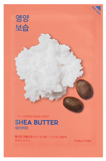 Маска для лица Holika Holika Pure essence Mask Sheet Shea Butter 20 мл