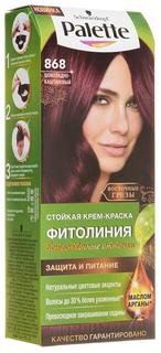 Краска для волос Palette Фитолиния 868 Шоколадно-каштановый