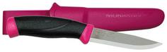 Туристический нож Morakniv Companion фиолетовый/черный